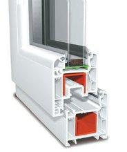 PVC Windows 4 Chambers