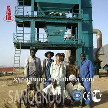 CE Modular Precast Asphalt Hot Mix Plant Asphalt Emulsion Plant Asphalt Mixer Machine 90-120 t/h HXB1500