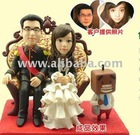 Customized Wedding Couple Doll Gift