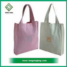 Big Shopping Bag Canvas Tote Bags With Zipper Closure