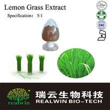 Natural de limão grass pó/lemon grass suco 5:1