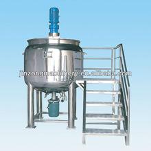 200L small production capacity liquid detergent production plant,liquid detergent making machine