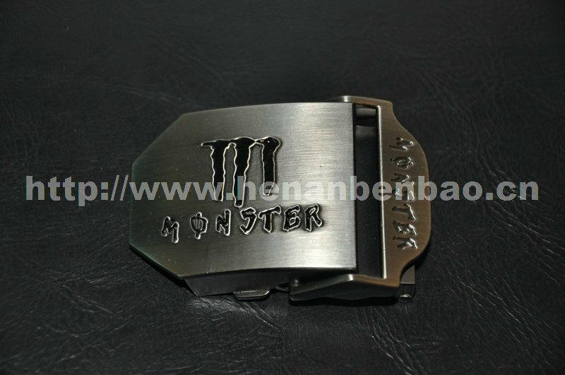 buckle for webbing belt