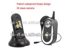wireless door phone intercom waterproof design