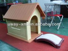 Newest plastic dog house