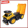 Dump truck mechanical toys , ride on dumper