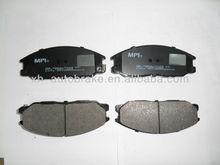 Hyundai Santa Fe/Starex/Trajet/H-1 Car Parts Brake Pad D864