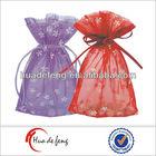 Organza bags wholesale malaysia Christmas holiday gifts