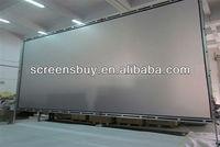 Auto-lock Fast-fold Projection Screen/fast Fold Screen/large Outdoor Projection Screens
