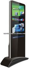 samsung led tvs 60 concrete floor advertising kiosk design