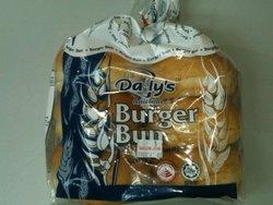 Hamburger Bun Plain