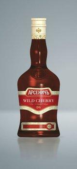 Wild Cherry Liqueur