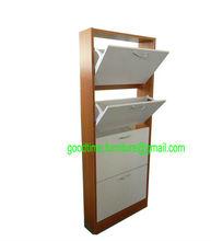 shoe cabinet particle board modern furniture