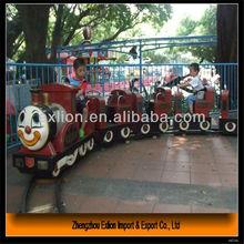 New Style --amusement park equipment track train for sale