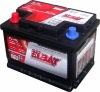 Lead Acid Storage Starter Car Batteries ELBAT Brand