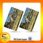 125KHz RFID high security PVC key card for hotel room