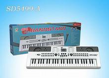 54 keys music keyboard instrument for children SD5499-A