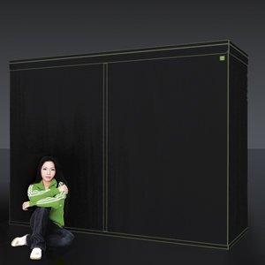 Budbox Hydroponic Grow Rooms