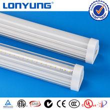 DLC ETL Integrative tube T5 retrofit fluorescent fixture 110 volt led lamp