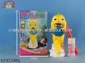 shantou farah brinquedos venda quente crianças brinquedo peixes de plástico electric blow brinquedo da bolha