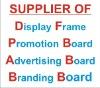 Poster / Frame / Frontlit / Nonlit / Sign / Menu / Board / Aluminium / Display / Promotional / Advertising / Branding / box