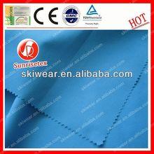 Functional fireproof cotton fabric teflon coated
