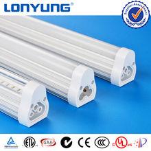 DLC ETL Integrative tube T5 retrofit fluorescent fixture 110~277v ballast