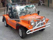 sight-seeing original mini moke car