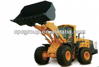7.5 ton Changlin wheel Loader with 216Kw engine