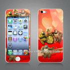 Best Price For iPhone 5G, Colourful Screen Protector 2pcs(front and back)
