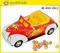 خمر جديدة الاحتكاك لعب سيارة لعبة حلوى
