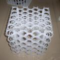 Bangchi 42- célula de frango de plástico da bandeja do ovo/caixa/caixa para incubação automático de máquinas