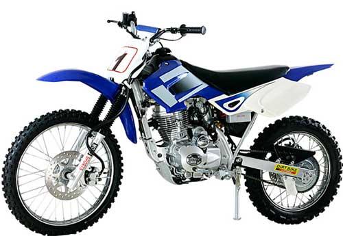 DB-200 Motorcycles