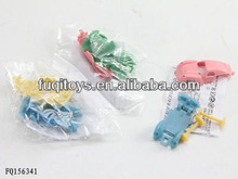 2013 New design Promotion For Kids Candy Plastic Self Assemble Toys