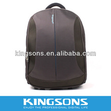 Fashionable 15.6 inch Multifunctional Nylon Laptop Trolley Backpack Bags