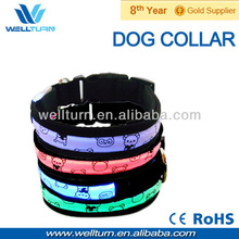 LED show collars for dogs