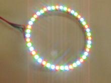 5050 smd led car rings,OEM service