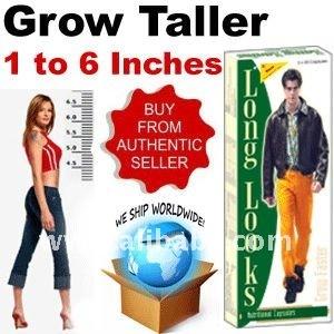 Long Looks - Grow Taller Pills