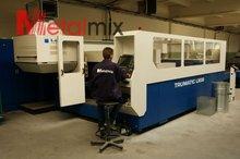 metal sheet laser cutting service