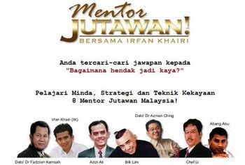 eBook Mentor Jutawan by Irfan Khairi