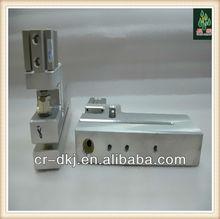 Aluminium parts manufacturer of punching machine for Aluminum Foil Bag
