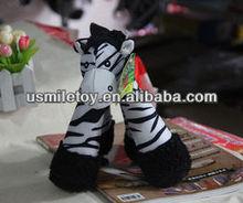 small plush zebra toys for kids