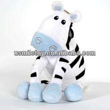 cute plush toys zebra stuffed animal hot sale