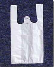 White T shirt bags