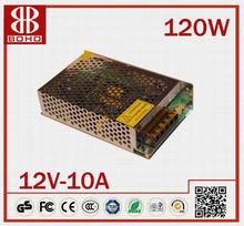 hs code 120W power supply