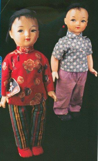 ตุ๊กตาจีน