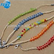 Natural Material Bracelet/Environment Protect Bracelet/Natural Craystal Bracelet