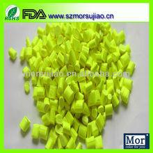 Fluorescent masterbatch lemon yellow