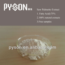 Natural herb plant extract Saw Palmetto Berry P.E.