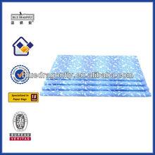 Blue sky custom gift wrap paper manufacturer